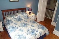 Comfy guest rooms, downtown Ottawa B&B, Ambiance