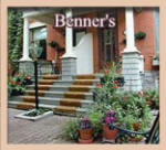 Benner's - one of the fine B&Bs in Ottawa