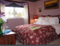 Coleraine Room, Grateful Bed BandB, Prince George